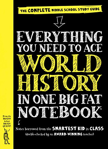 Download pdf everything you need to ace world history in one big fat read everything you need to ace world history in one big fat notebook the complete middle school study guide big fat notebooks online book by workman fandeluxe Images