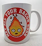 May all your bacon burn Starbucks Parody 11oz Mug Mugs quality design