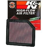 K&N 33-2342 Filtre à air de remplacement