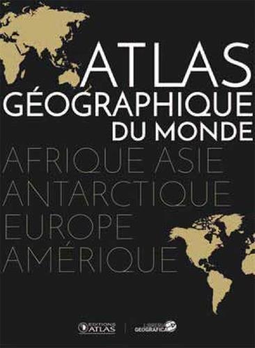 Le nouvel atlas géographique du monde par From Glénat