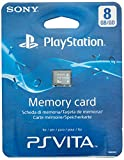 Sony PlayStation Vita Memory Card 8GB Model (PlayStation Vita)