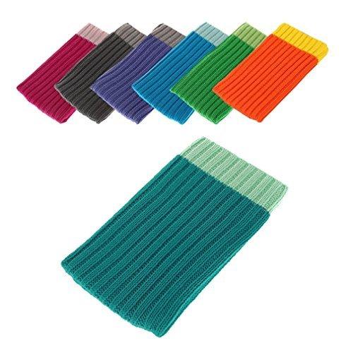Bralexx ZS1241 Textil Socke (Größe: XL) für Apple iPhone 6 11,3 cm (4,7 Zoll) hellblau