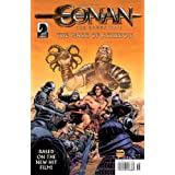 Conan the Barbarian: The Mask of Acheron by Stuart Moore (2011-08-02)