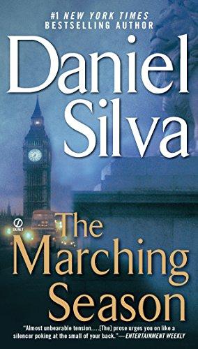 The Marching Season (The Michael Osbourne Novels, Band 2)