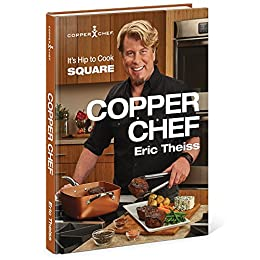 Copper Chef (English Edition) par [Theiss, Eric]