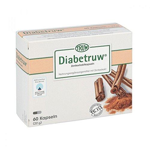 Diabetruw Zimtkapseln 60 stk