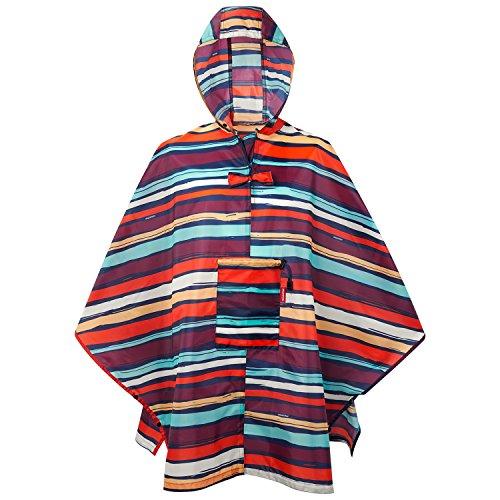 Reisenthel Damen Mini Maxi, Mehrfarbig (Artist Stripes), One Size