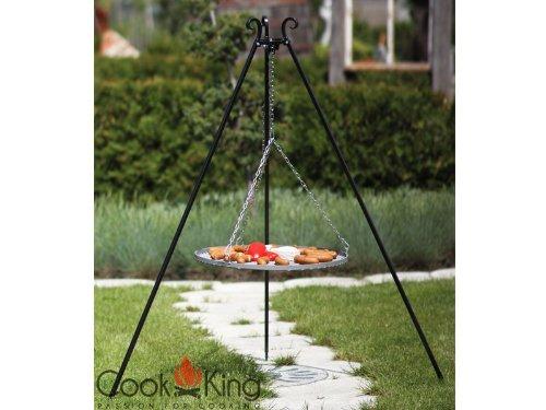CookKing Schwenkgrill Ø 70cm - Stahl