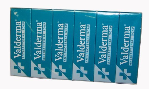 Valderma Antibacterial Soap 100g by Valderma