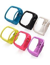 XCSOURCE 6PCS bracelet de montre bande de remplacement w / Fermoir pour Samsung Galaxy Gear S SM-R750 TH251