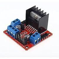 Motor controlador de placa módulo L298N Dual H Bridge Stepper para Arduino Maker DIY accesorios
