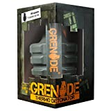 Grenade Thermo Detonator Weight Management Supplement - Tub of 100 Capsules Bild 1