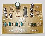 #3: Bass Treble Board, 1 ic Bass Treble Board