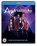 Andromeda: Season Five [Blu-ray] [Region Free]