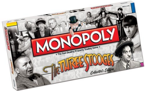 The Three Stooges Monopoly by Monopoly