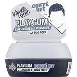 Vivelle Dop - Cire-crème aux vitamines Playgum coiffé net - Le pot de 80ml - Prix Unitaire - Livraison Gratuit Sous 3 Jours