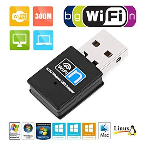 SuRose USB-WLAN-Adapter 300 MBit/s Realtek Rtl8192cu WLAN USB-WLAN-Adapter  USB WLAN-Adapter für Android