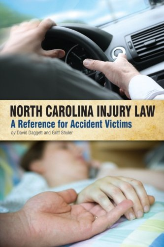 North Carolina Injury Law: A Reference for Accident Victims Speaker-griffe