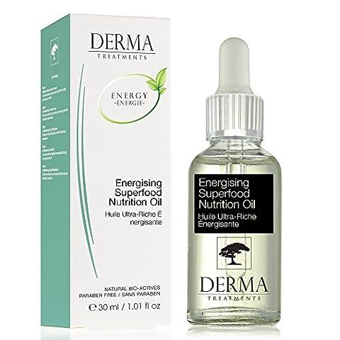 Derma Treatments Huile Ultra-Riche Énergisante