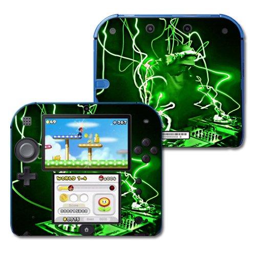 MightySkins Schutzfolie für Nintendo Sticker, 100 Farben (Ds Ass)