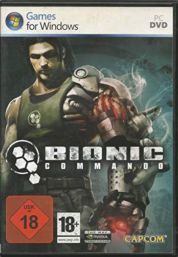 Bionic Commando PC pegi UK