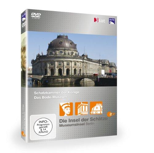 Preisvergleich Produktbild Museumsinsel Berlin - Schatzkammer der Könige / Das Bode-Museum