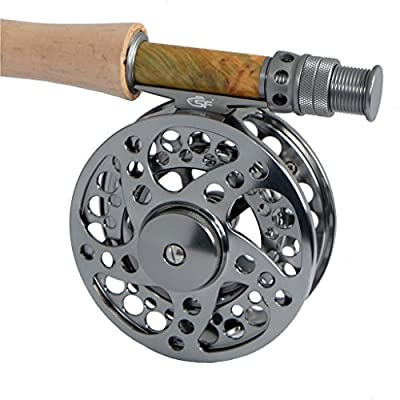SF Mars Fly Fishing Reel from Sunshine