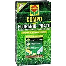 RASEN FLORANID ABONO para PRADERAS con acción HERBICIDA en envase de 3 kg