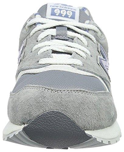 New Balance Damen Wl999Wd Sneakers Grau