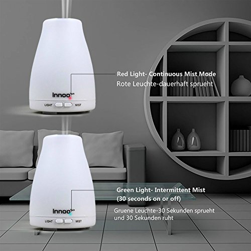 InnooTech Aroma Diffuser-Luftbefeuchter-Duftspender - 4
