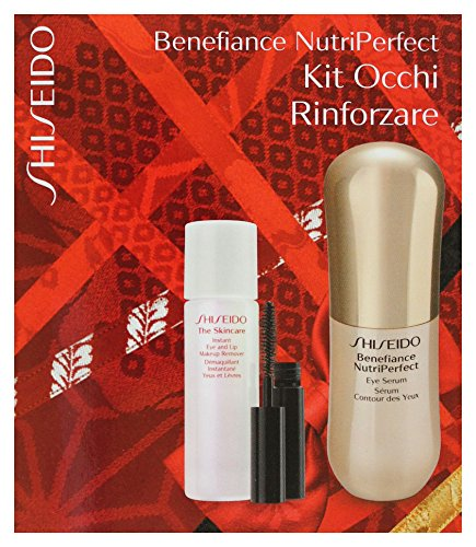Shiseido - NutriPerfect BENEFIANCE EYE SERUM LOT 3 Stück