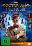 Doctor Who - Die Matt Smith Jahre: Der komplette 11. Doktor LTD. [21 DVDs]