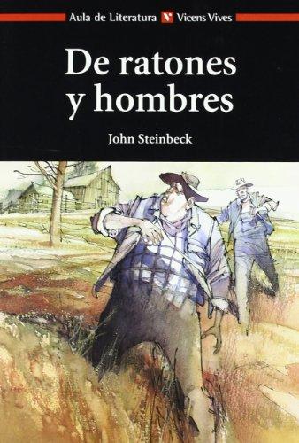DE RATONES Y HOMBRES N/C: 000001 (Aula de Literatura) - 9788431634124 por John Steinbeck