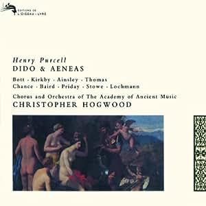 Purcell: Dido und Aeneas (Gesamtaufnahme) (Aufnahme London 1992)