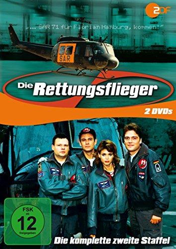 Die Rettungsflieger - Die komplette zweite Staffel [2 DVDs]