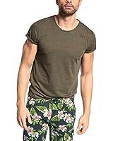 ESPRIT Men's CN Neon Short Sleeve T-Shirt
