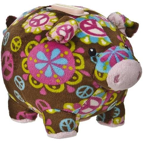 Mary Meyer Print Pizzazz 6 Piggy Bank