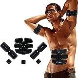 Electrostimulateur, Appareil de Musculation Abdominaux Bras Cuisses Ceinture abdo Appareil de...
