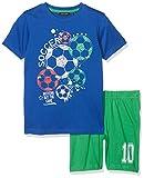 Blue Seven Jungen Bekleidungsset T-ShirtBermuda, Blau (Ocean 530), 116