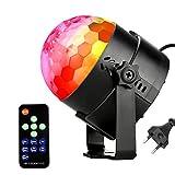 Disco bola Disco efectos de iluminación Partylicht Parte accesorios para niños, halloween navidad