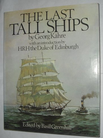 Title: The Last Tall Ships Gustaf Erikson and the land Sa