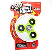 Focus yourself with the Fidget Ninja Train for longer spins Reach enlightenment mastering tricks Achieve zen with spins of up to 2 mins Your journey to becoming a master begins now FIDGET NINJA!