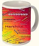 Harshita (Happy) Printed All over Person...