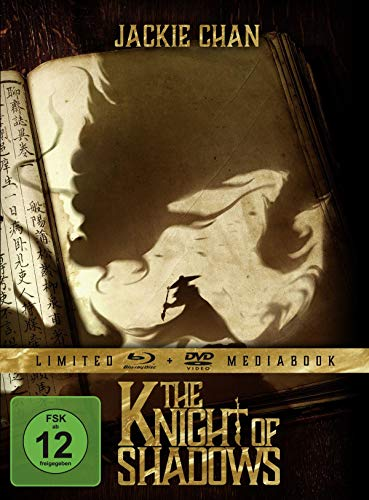 The Knight of Shadows - Mediabook (+ DVD) [Blu-ray]
