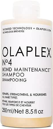 Olaplex No. 4 Shampoo Bond Maintenance - Shampoo idratante, 250 ml