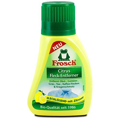 Frosch Citrus Fleck-Entferner - 75 ml vegan