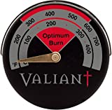 Valiant Magnetic Log Burner & Stove Thermometer (FIR116)