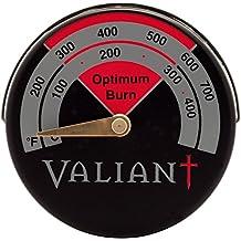 Valiant Magnetic Log Burner & Stove Thermometer (FIR116)
