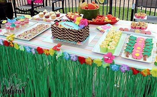 Decorazioni Da Tavolo Per Compleanno : Mingze cm di lunghezza cm di altezza gonna da tavolo