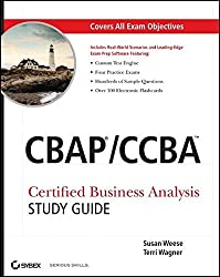 CBAP / CCBA Certified Business Analysis Study Guide by Susan Weese (2011-05-10)